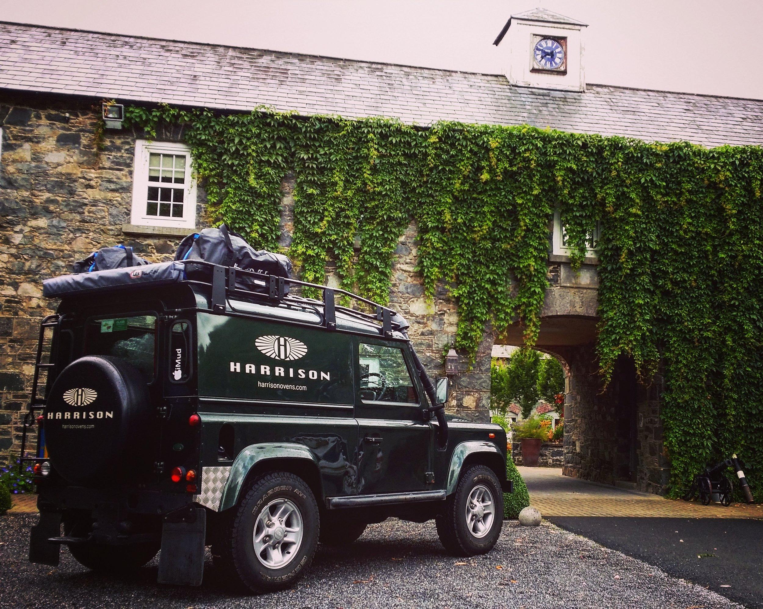 Richard Corrigan's Virginia Park Lodge, Cavan Ireland