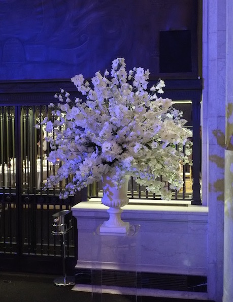 Corporate Launch Flowers