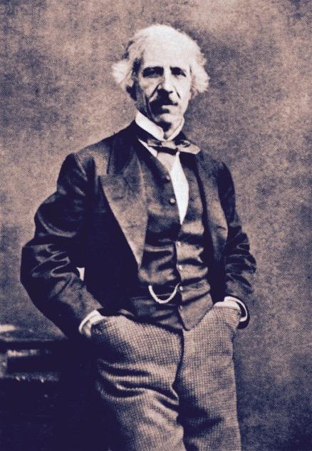 Manuel García c. 1850
