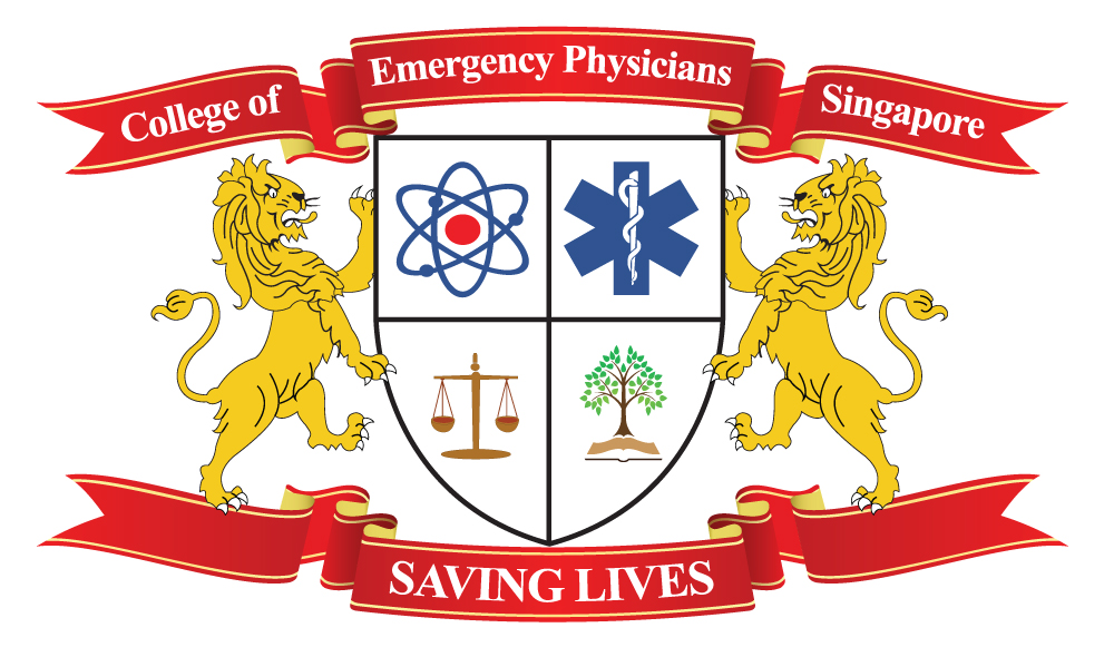 The Expedition Medicine Conference Singapore is sponsored by the Singapore College of Emergency Physicians.