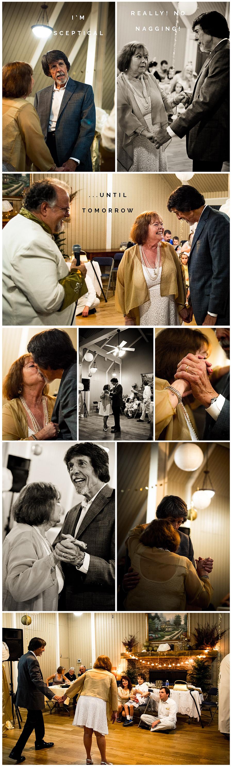 anniversary photos Bedingfield collage 10