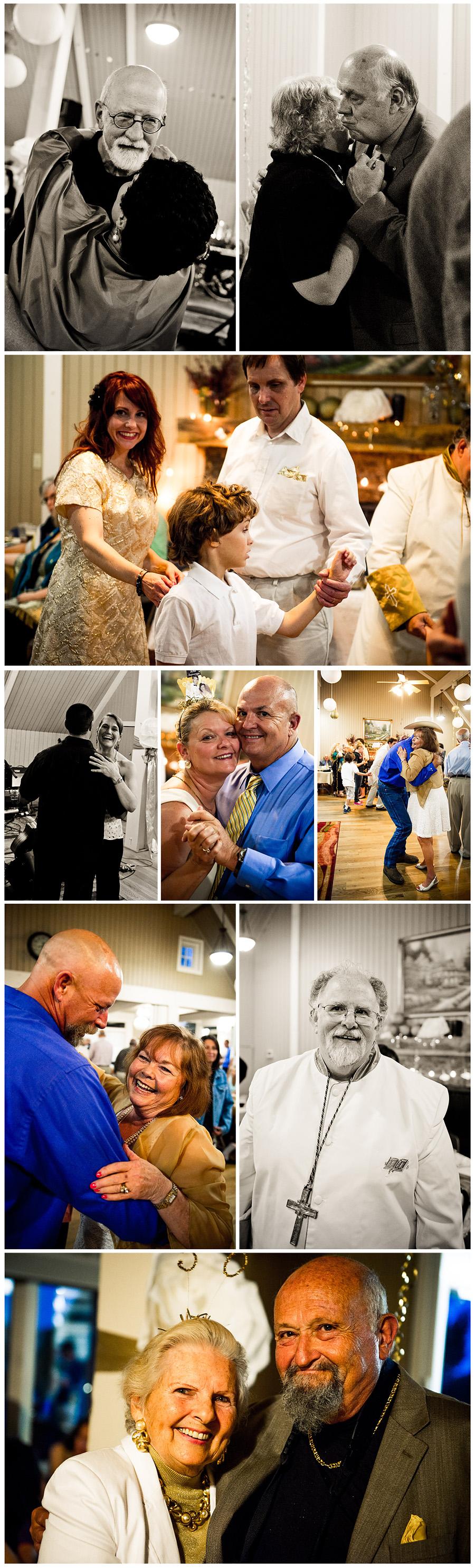 anniversary photos Bedingfield collage 11