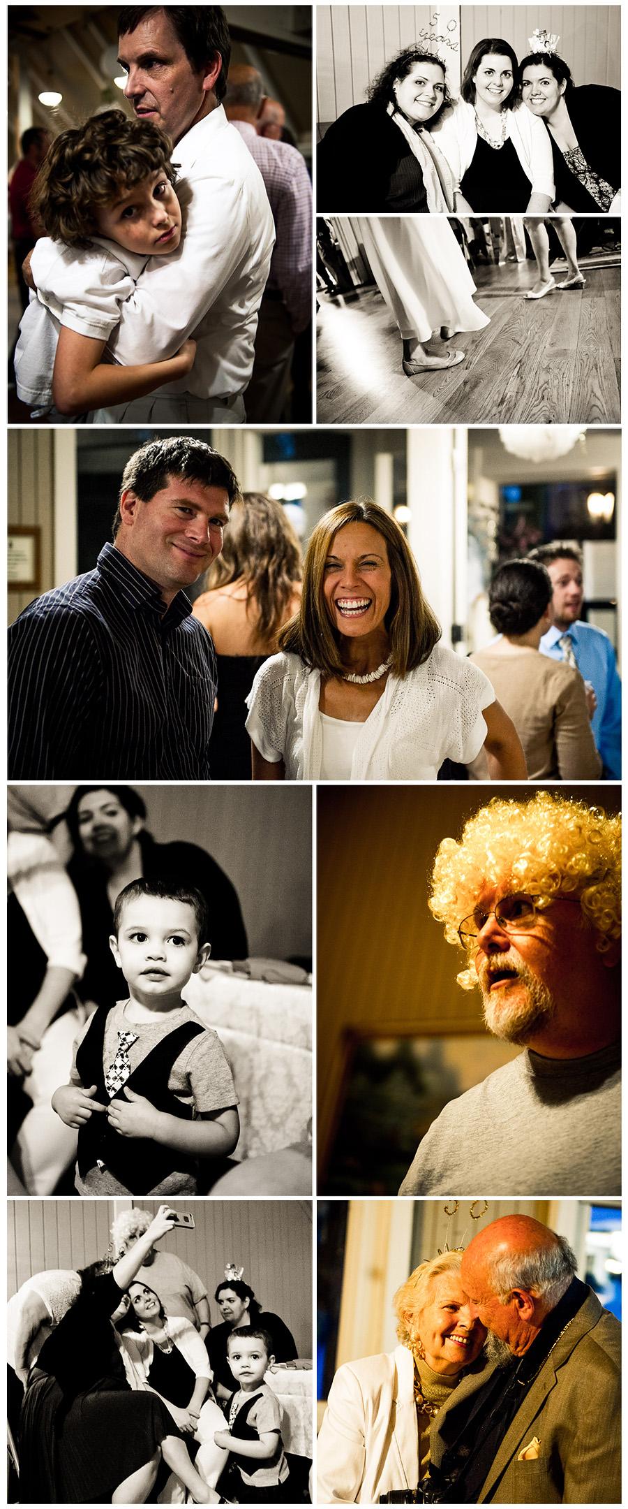anniversary photos Bedingfield collage 12