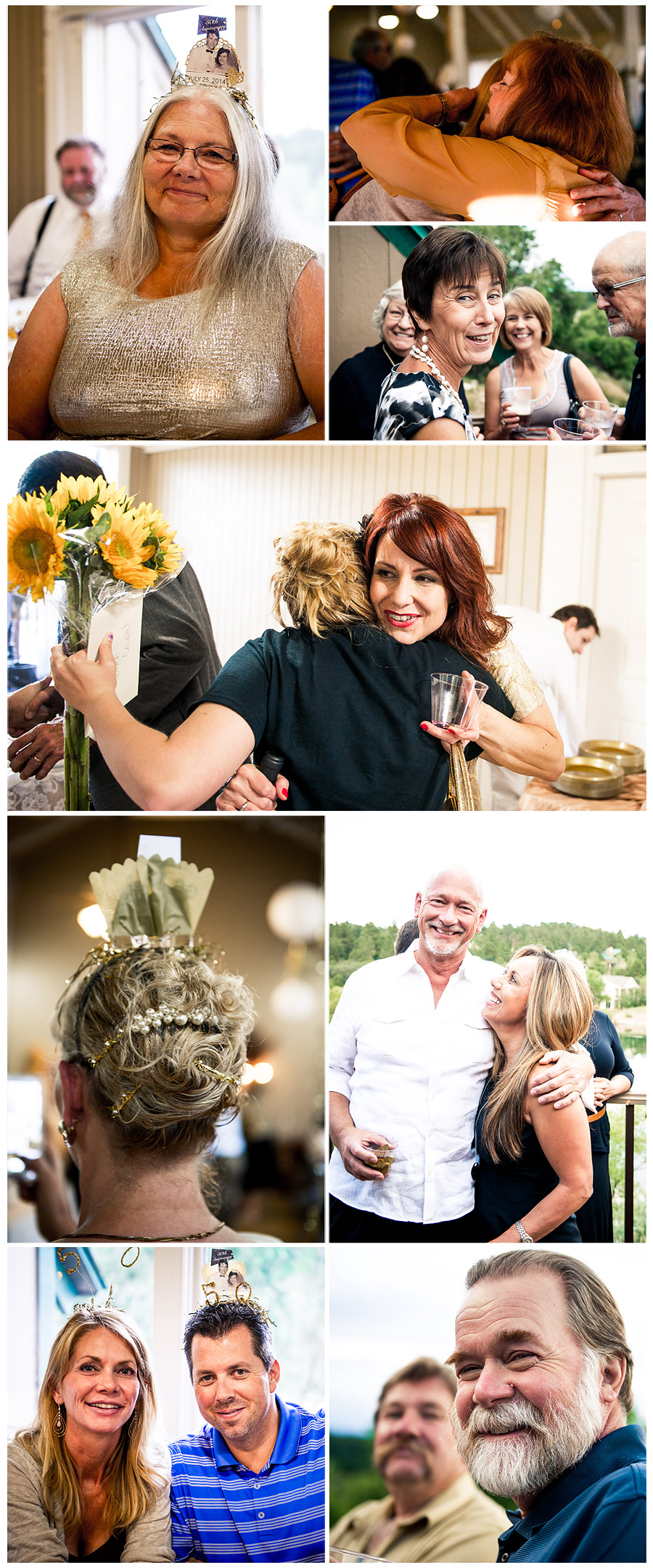 anniversary photos Bedingfield collage 3