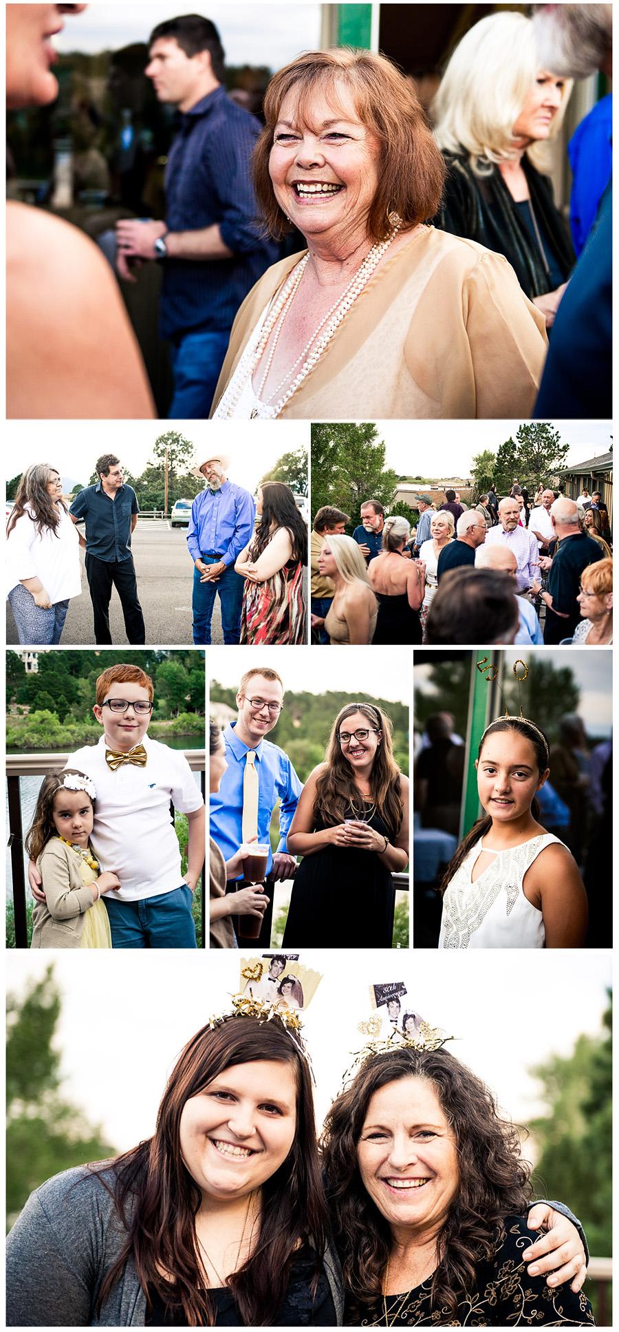 anniversary photos Bedingfield collage 4