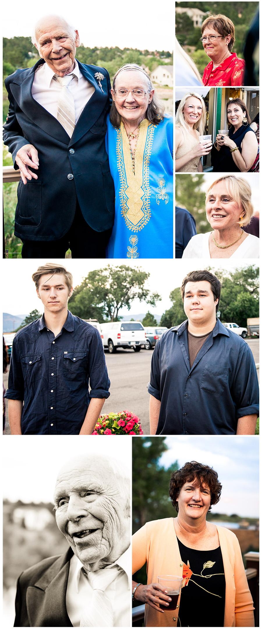 anniversary photos Bedingfield collage 5