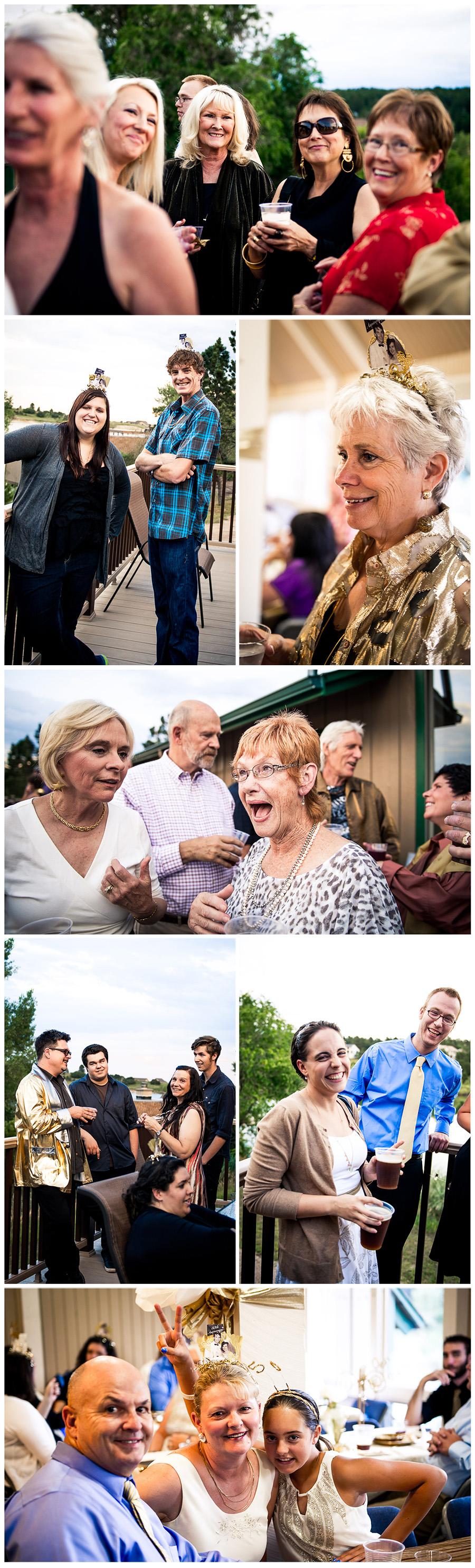 anniversary photos Bedingfield collage 6