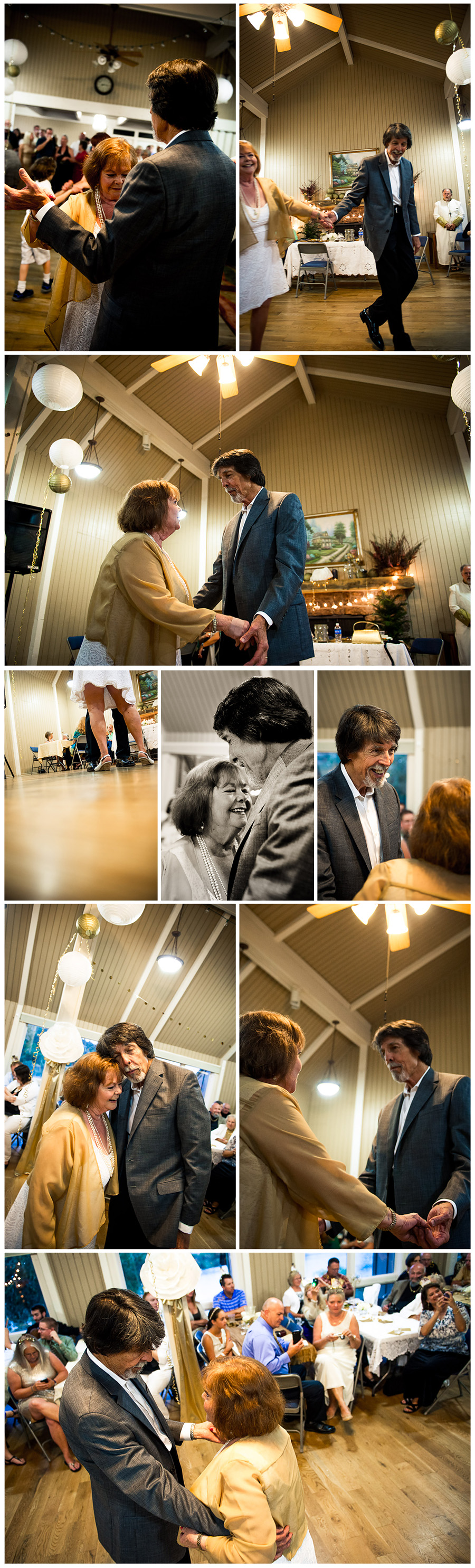 anniversary photos Bedingfield collage 8