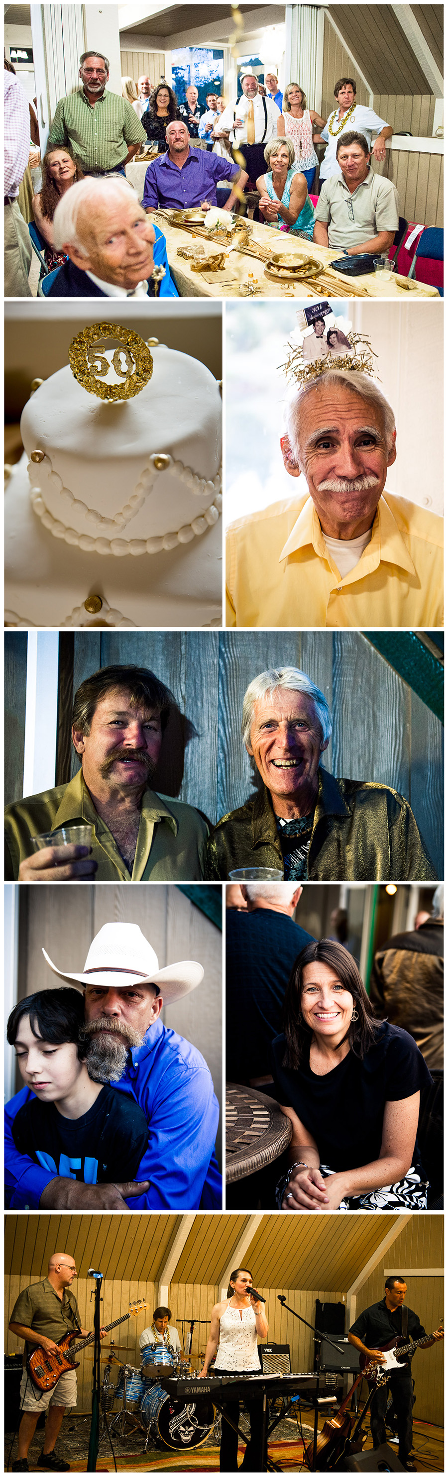 anniversary photos Bedingfield collage 15