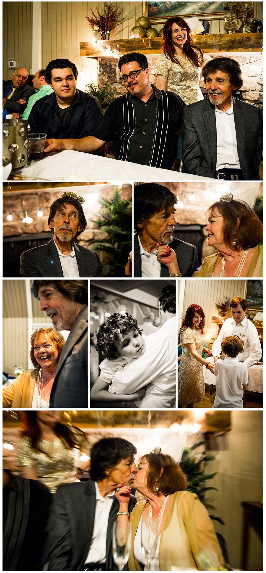 anniversary photos Bedingfield collage 14