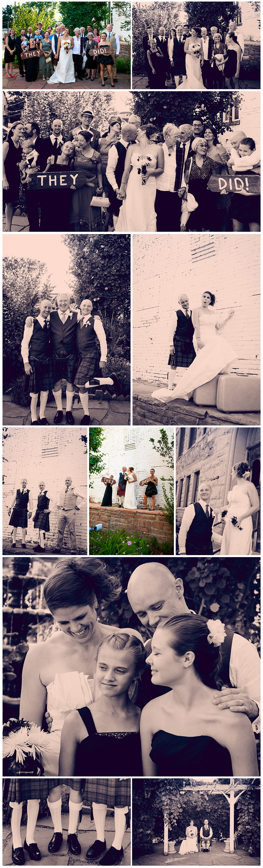 Kate and Ed's Wedding Collage 14