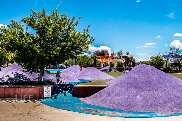 Stapleton Central Park playground