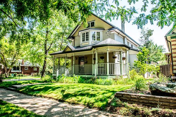 Older Congress Park Home