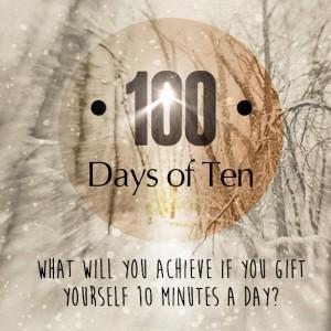 100 days of ten