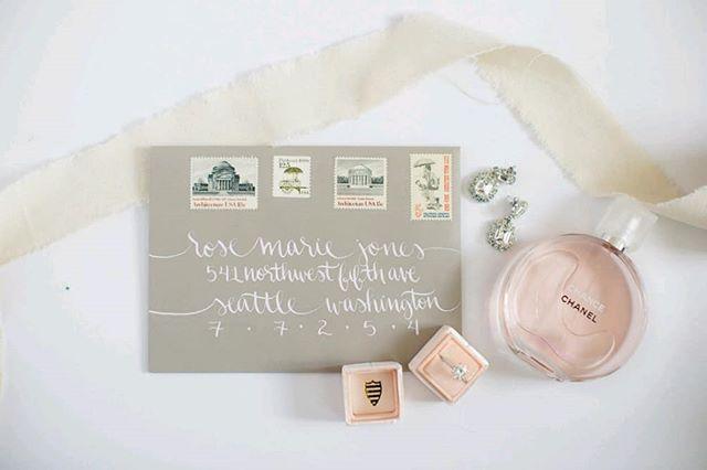 Love these pretty little details. Can't wait for wedding season to begin ♥ #memoriesbymartine