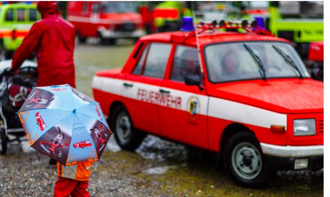 Niemand übernimmt die Verantwortung für das Defizit der Feuerwehrsternfahrt
