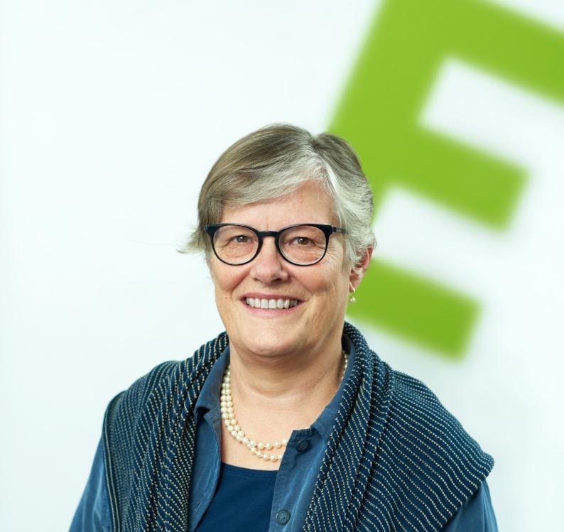 Esther Kündig, 62, Gemeinderätin