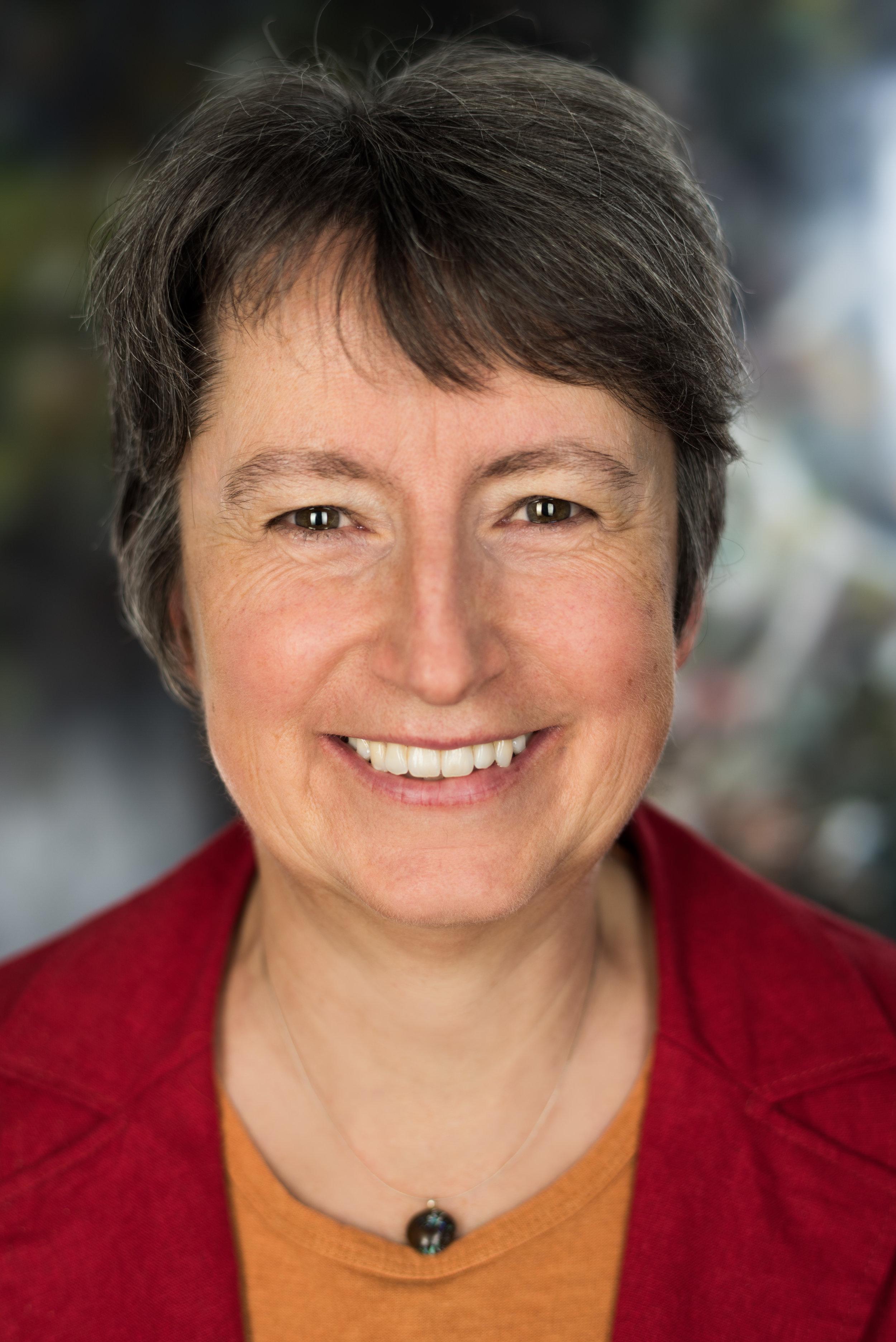 Christine Walter, 56, Gemeinderätin (bisher) kandidiert neu für den Stadtrat als Schulpräsidentin