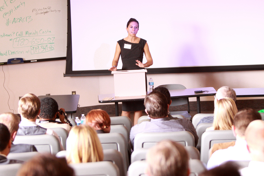 Instructional design and facilitation - Olivia is designing and facilitating a unique half-day training on presentation delivery for the staff of Pace University's Lesbian, Gay, Bisexual, Transgender, Queer, Questioning, Asexual and Ally (LGBTQA) Social Justice Center in New York City in January 2018.