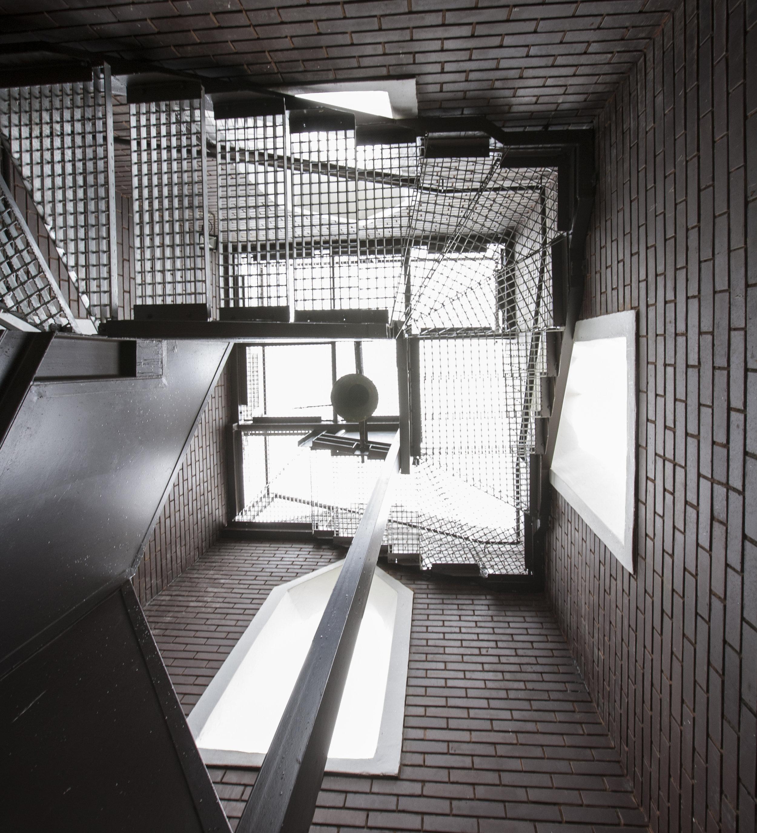 Moruleng Museum, Interior Of Bell Tower