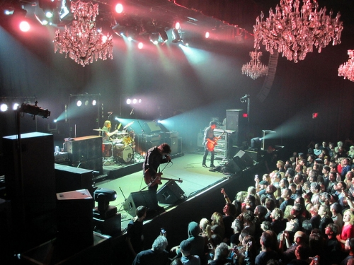 Black Rebel Motorcycle Club at The Fillmore, (c) swimfinfan
