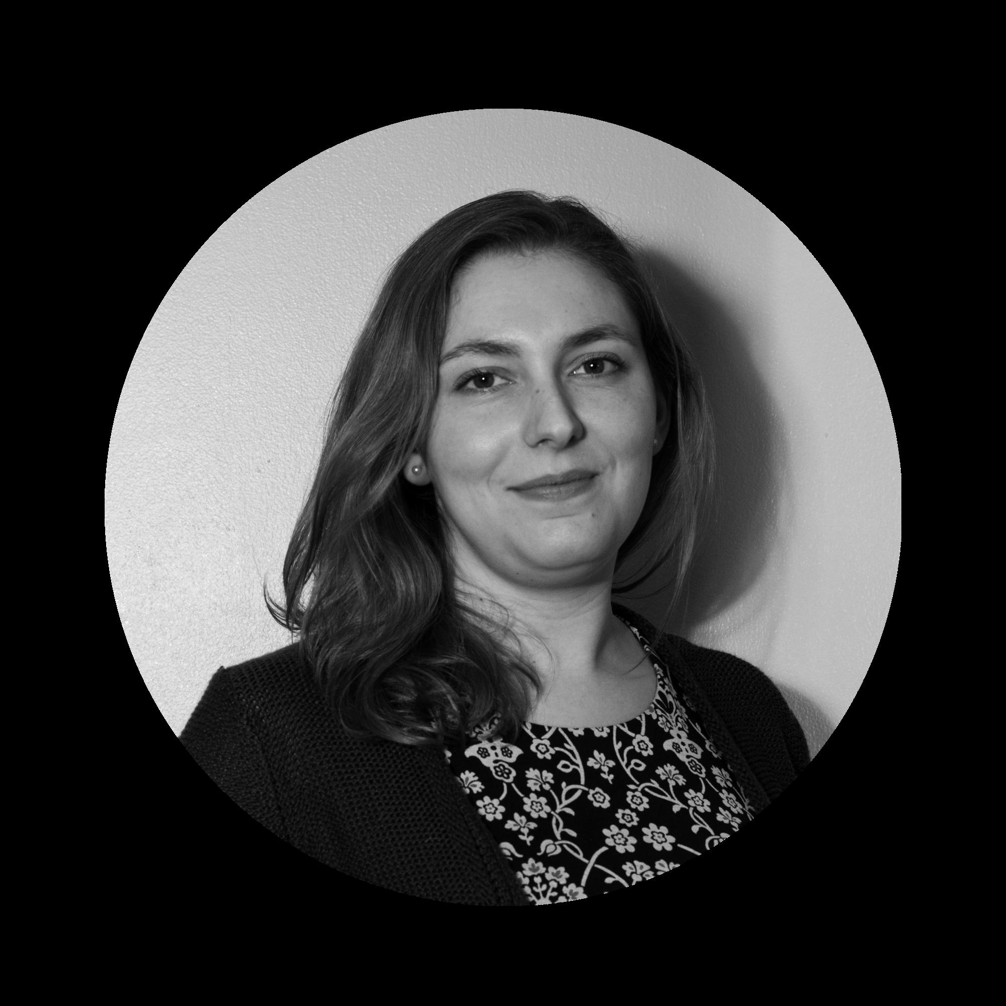 Rebecca Riley - Project Associate