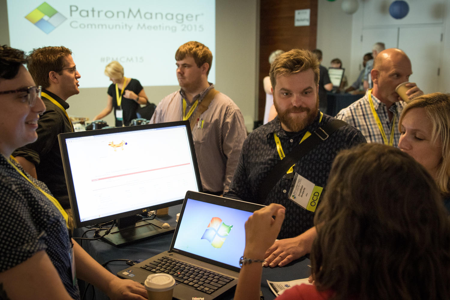Patron Technology, Patron Manager Community Meetup, American Red Cross Greater New York
