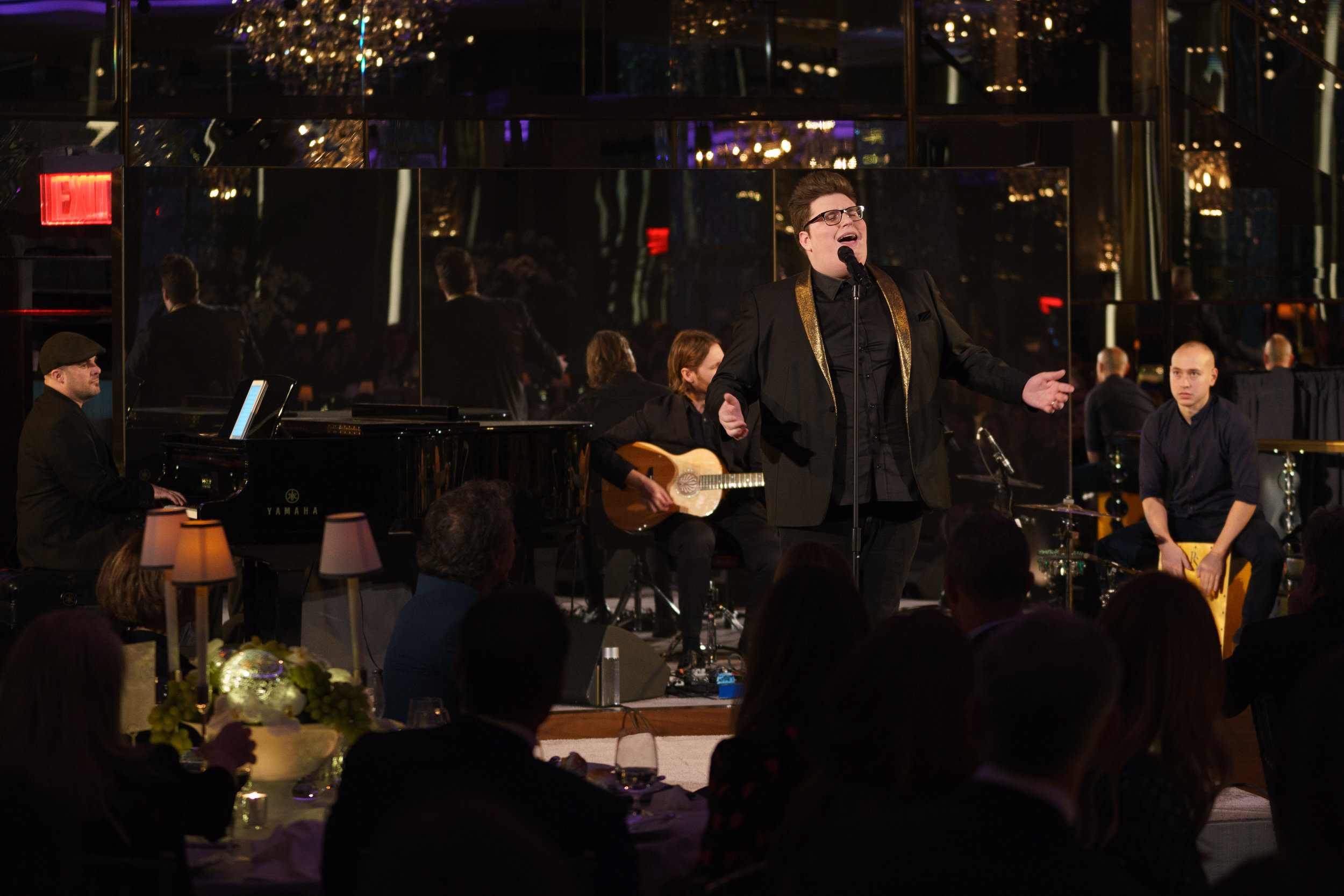 ArtsConnection, 40th Anniversary Benefit Celebration, Rainbow Room