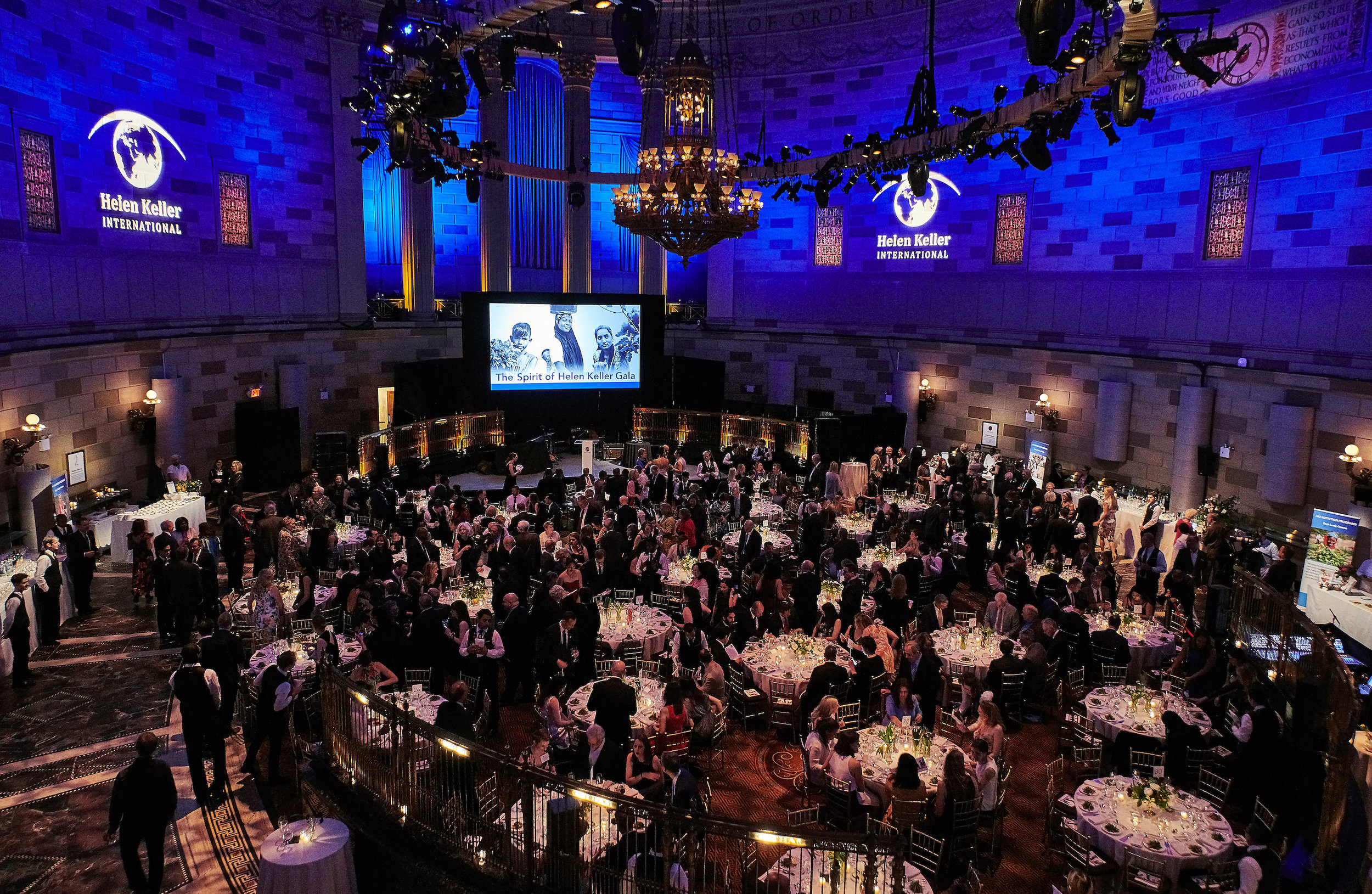 Helen Keller International, The Spirit of Helen Keller Gala, Gotham Hall