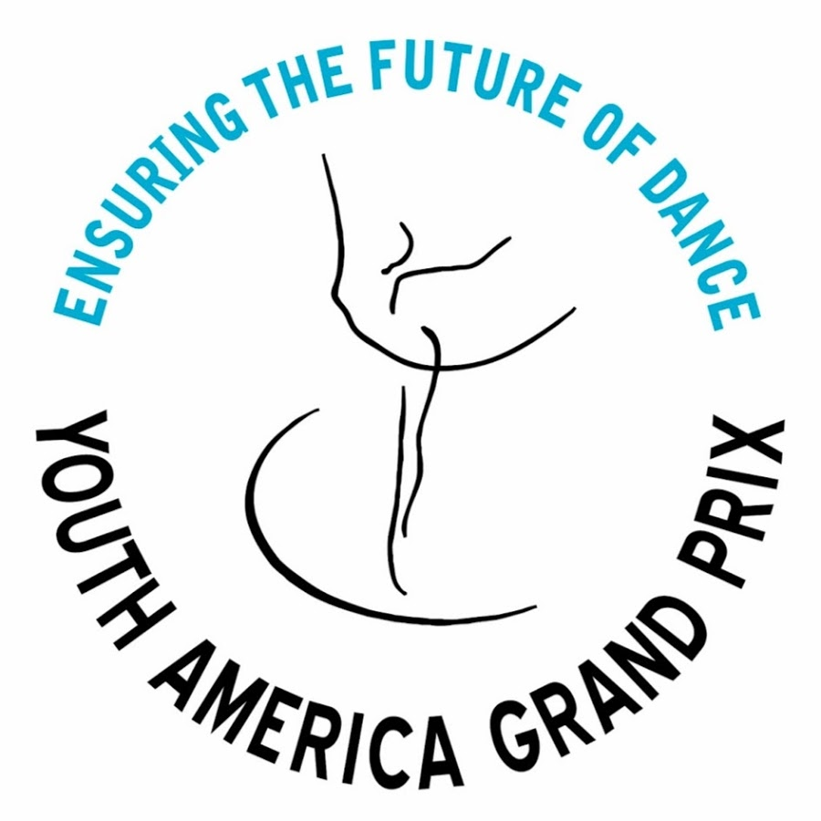 Youth America Grand Prix dance logo
