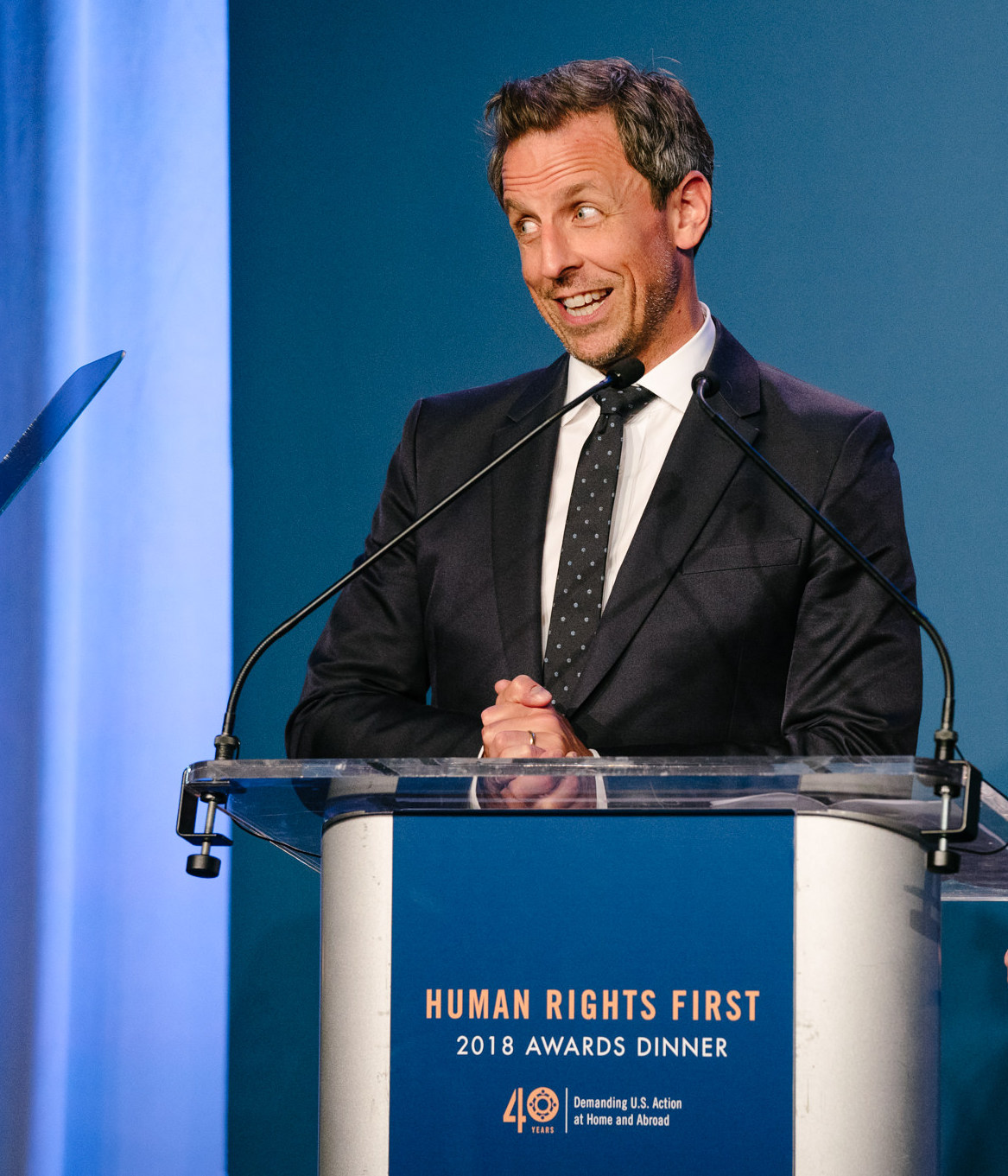 Human Rights First, Awards Dinner, Pier Sixty at Chelsea Piers