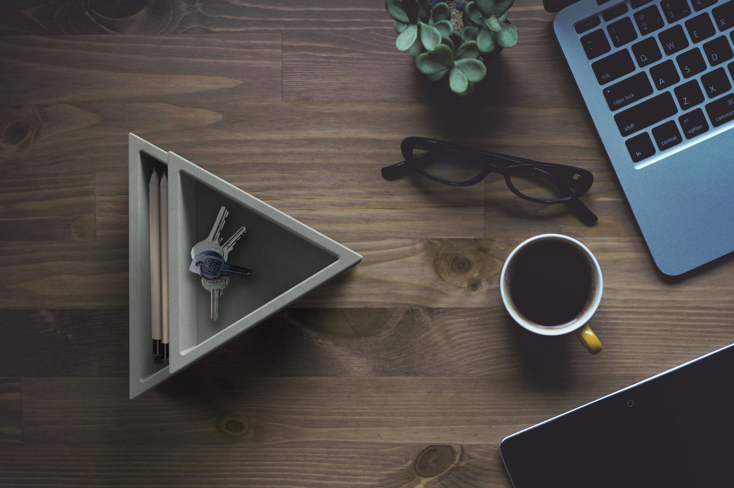 Home Base - Tabletop Organization