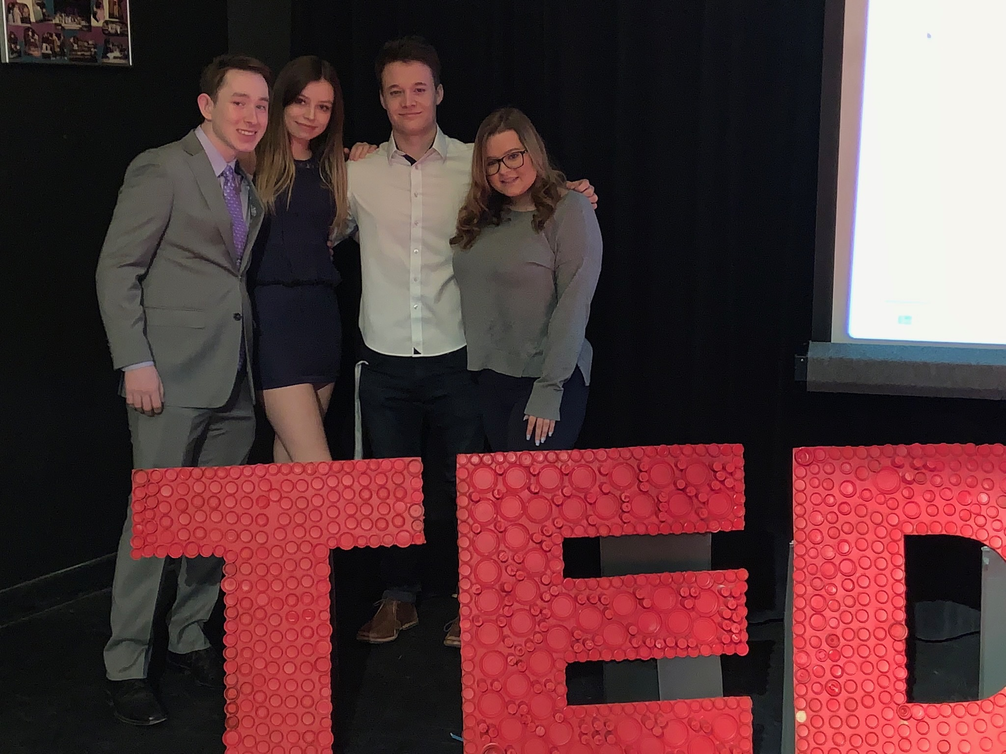 Tedex youth day at Sandia Prep -
