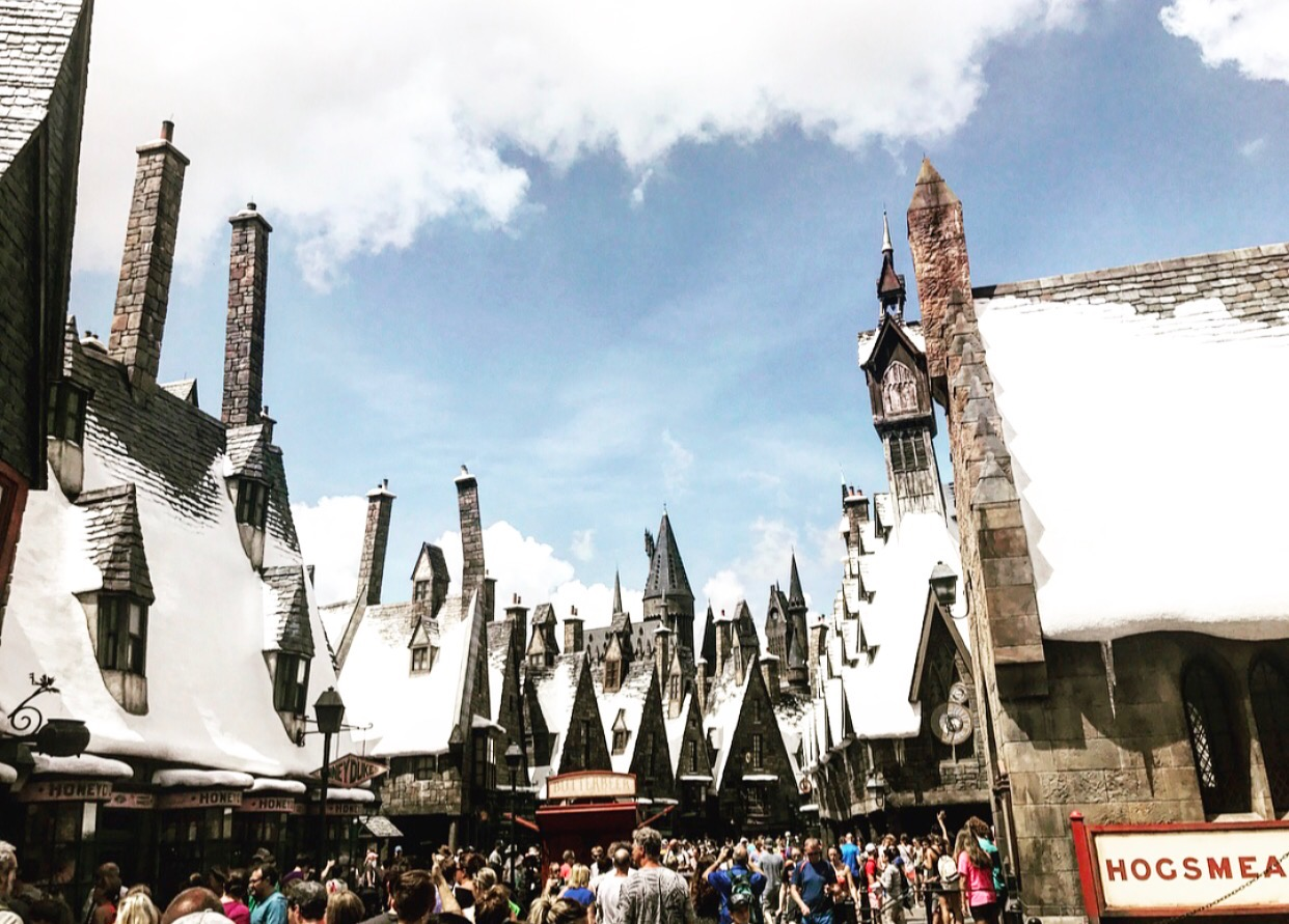 Harry Potter World  - The Adventure Decade
