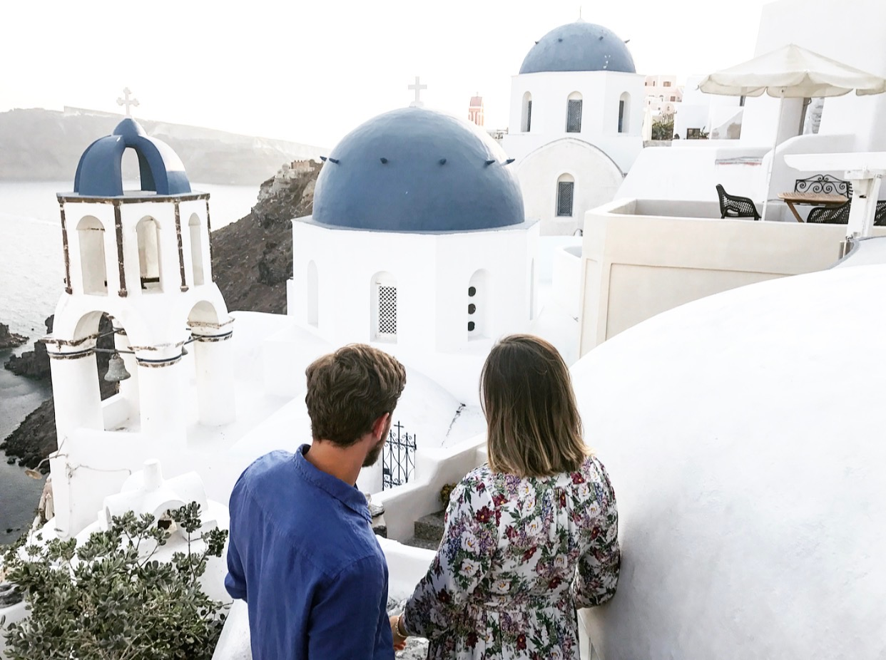 Santorini  - The Adventure Decade