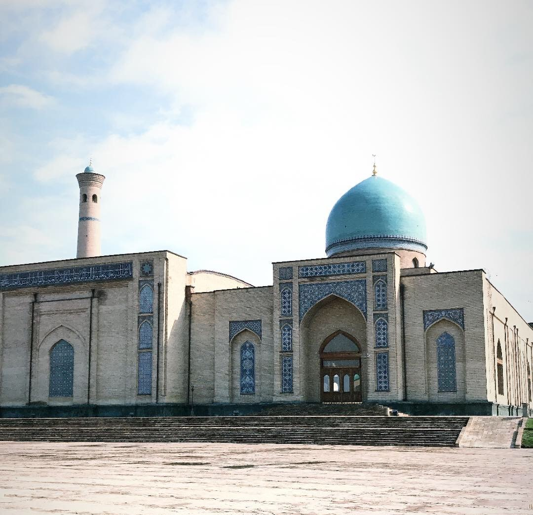 Tashkent - The Adventure Decade