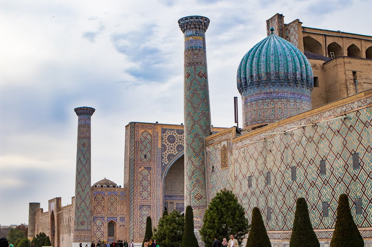 Samarkand - The Adventure Decade