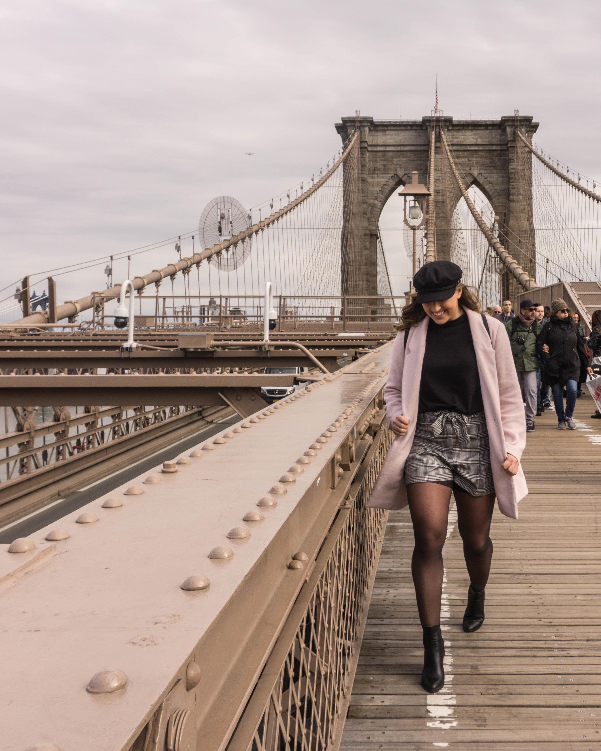 Brooklyn Bridge - The Adventure Decade