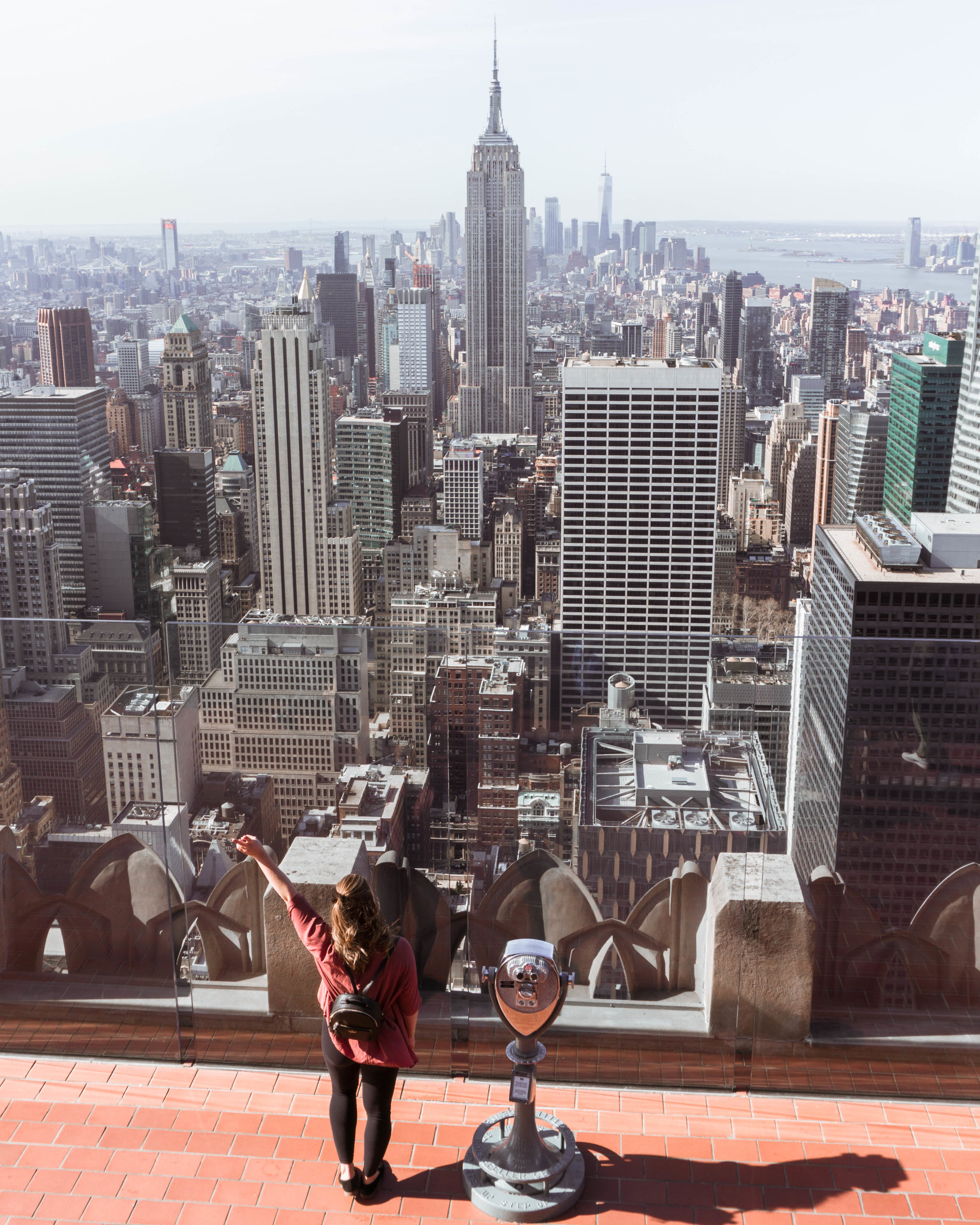Top of the Rock - The Adventure Decade