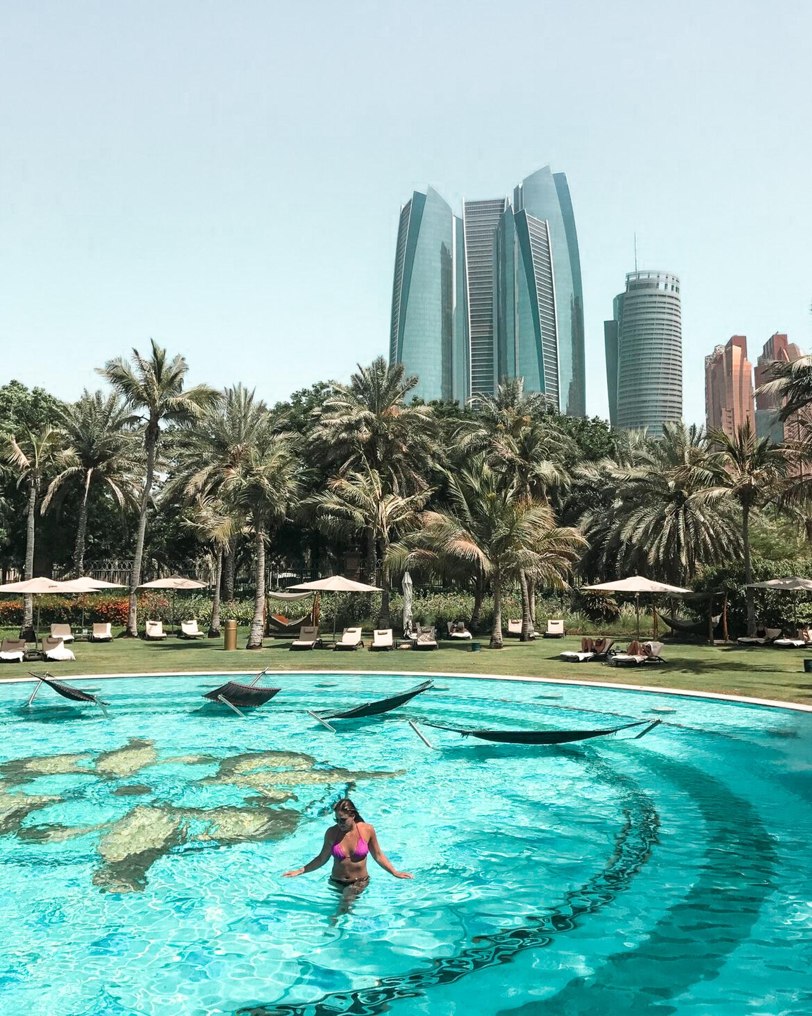 The Emarites Palace, Abu Dhabi