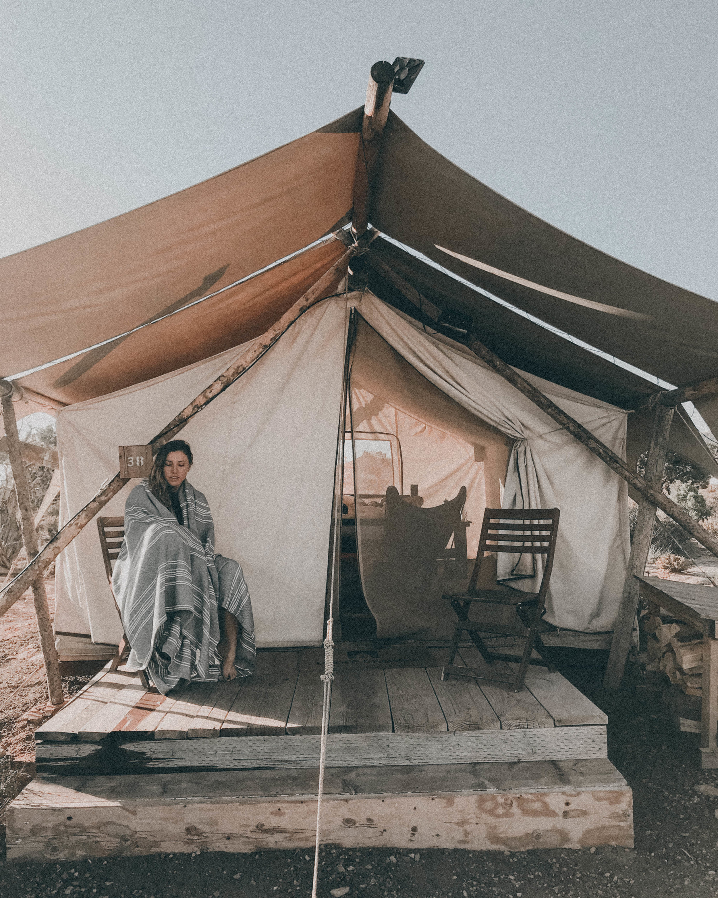 Glamping in Moab - the Under Canvas Experience