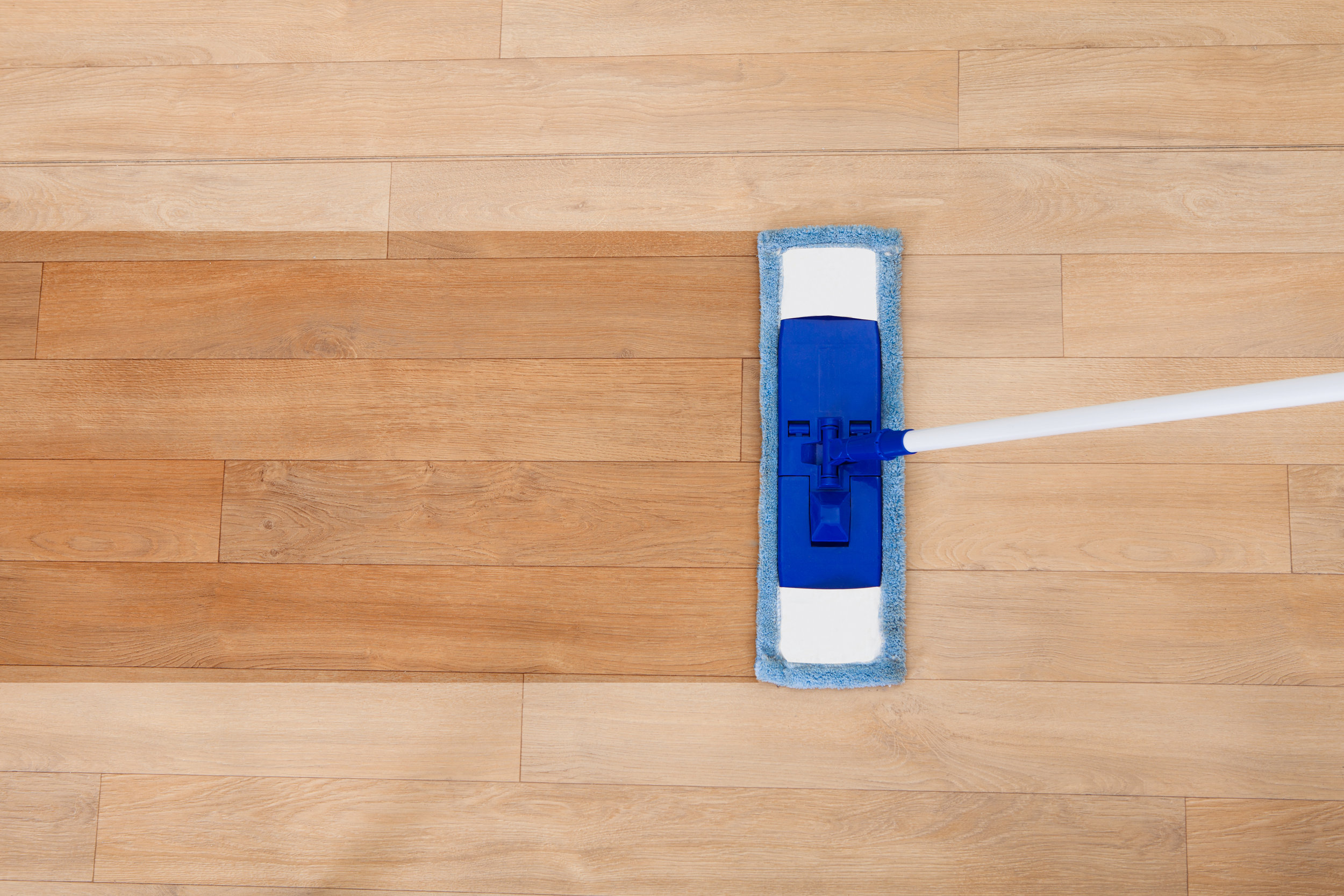 Cleaning Wood Floors