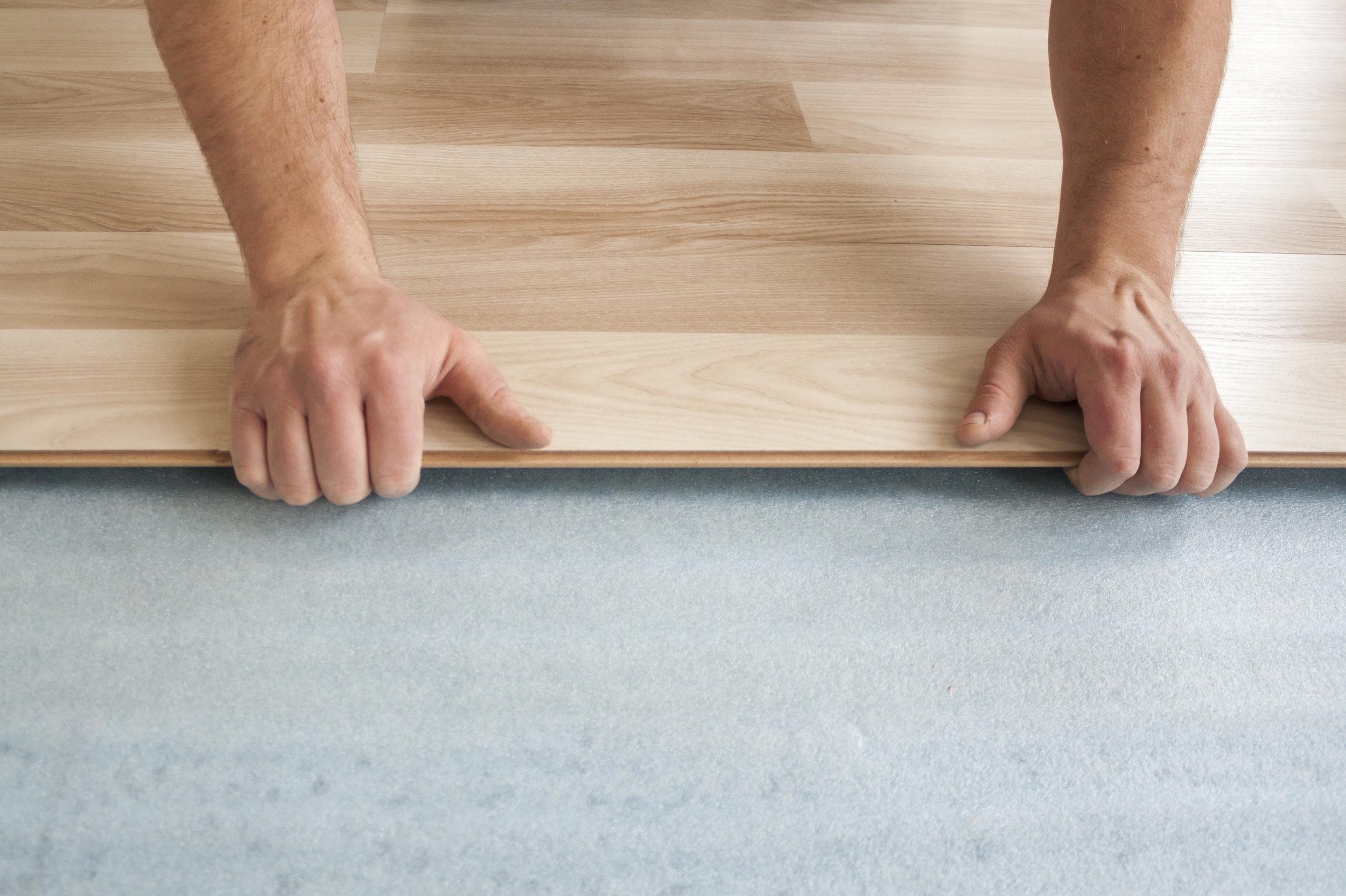 Wood Flooring, Should I Glue Or Float Engineered Wood Floors
