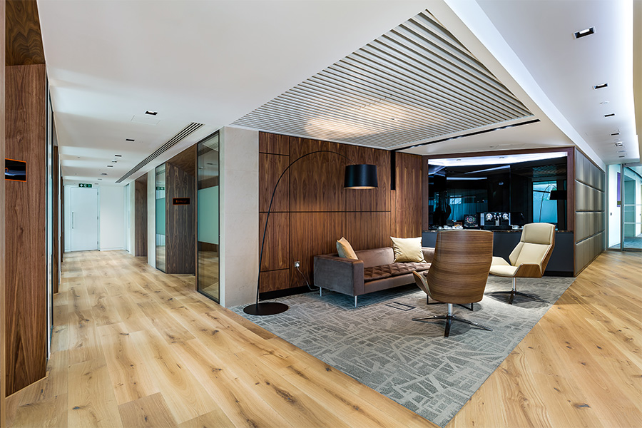 Benefits of Hardwood Floors in Commercial Buildings