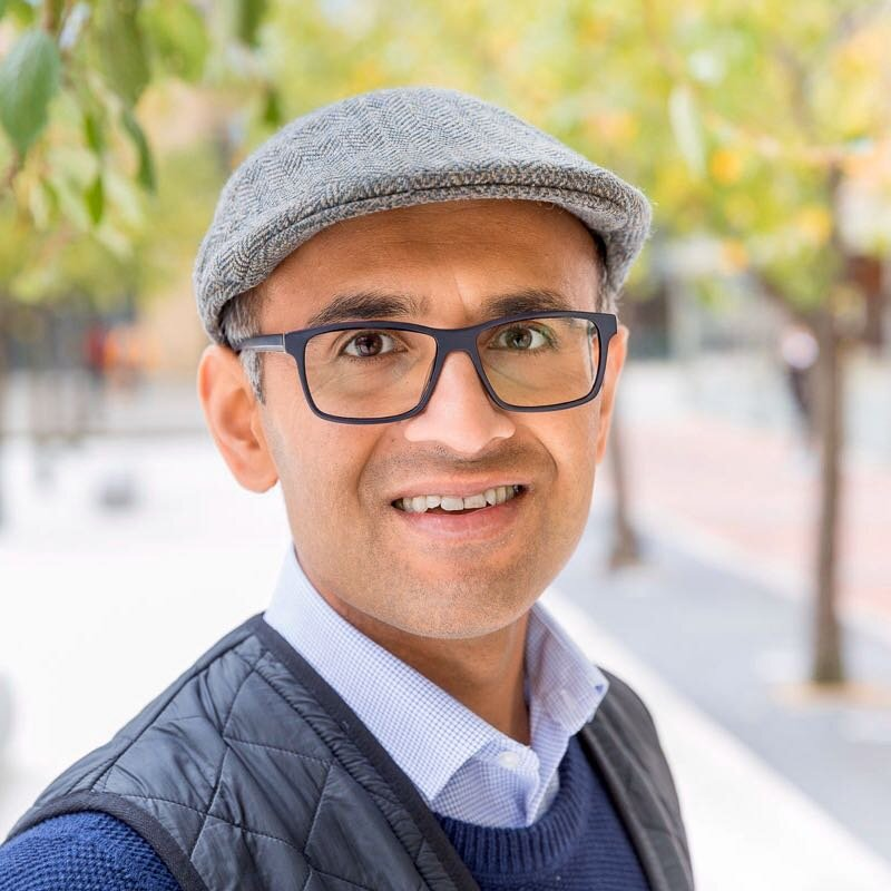 Author and Company Director  Rob Patwary