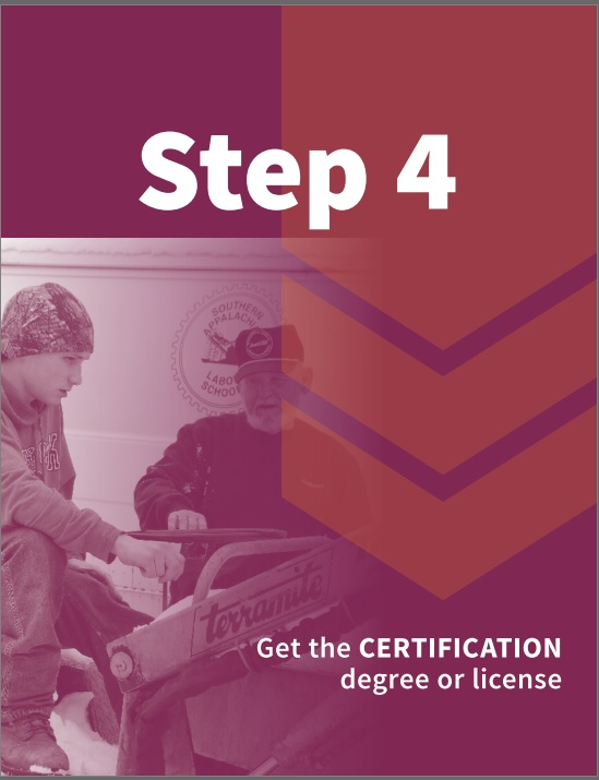 Construction, Oil and Gas, and Plastics and Polymers training and certification information from the MOV Employment Resource Guide. Click the image to download.