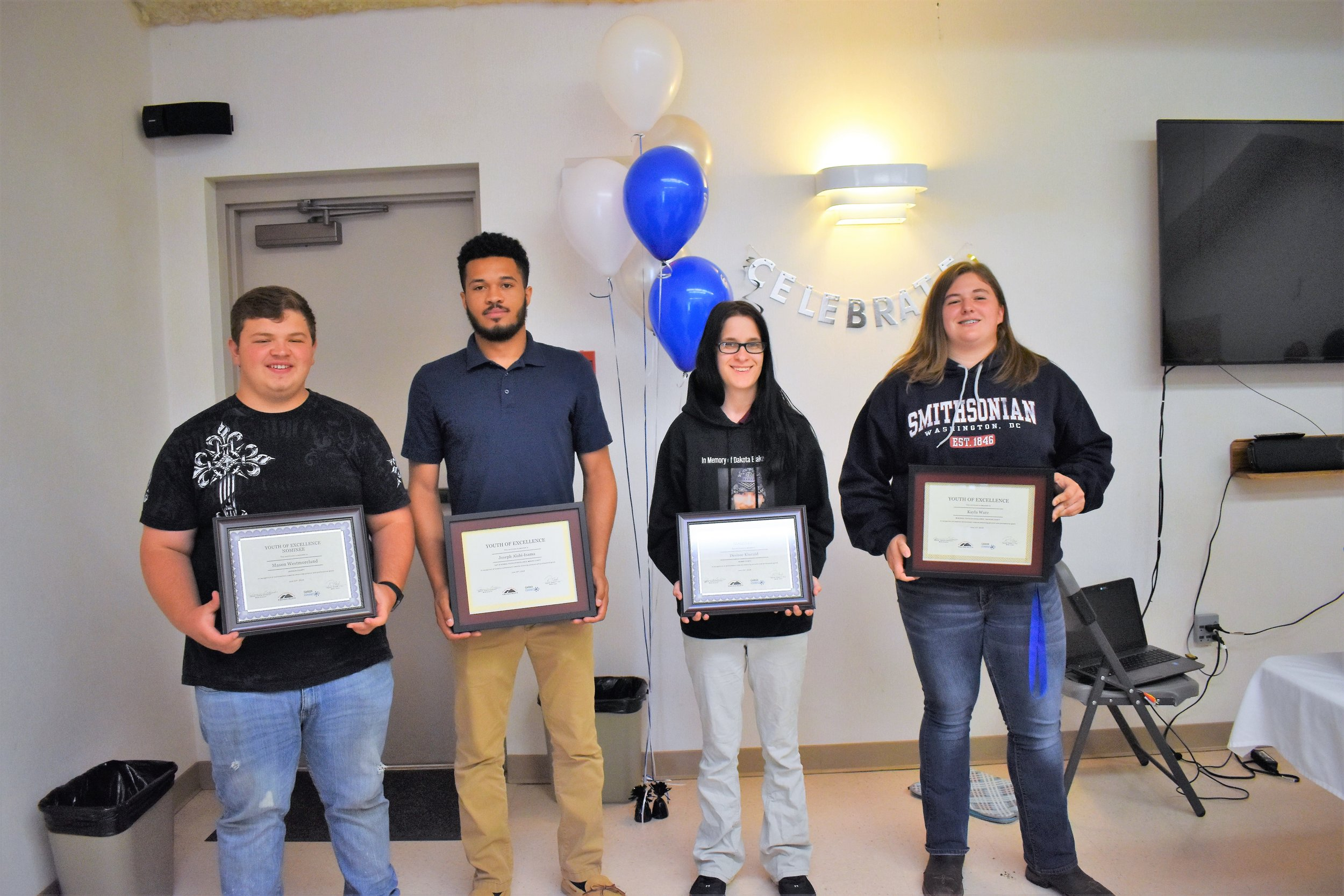Career Connections Celebration of Excellence 2019