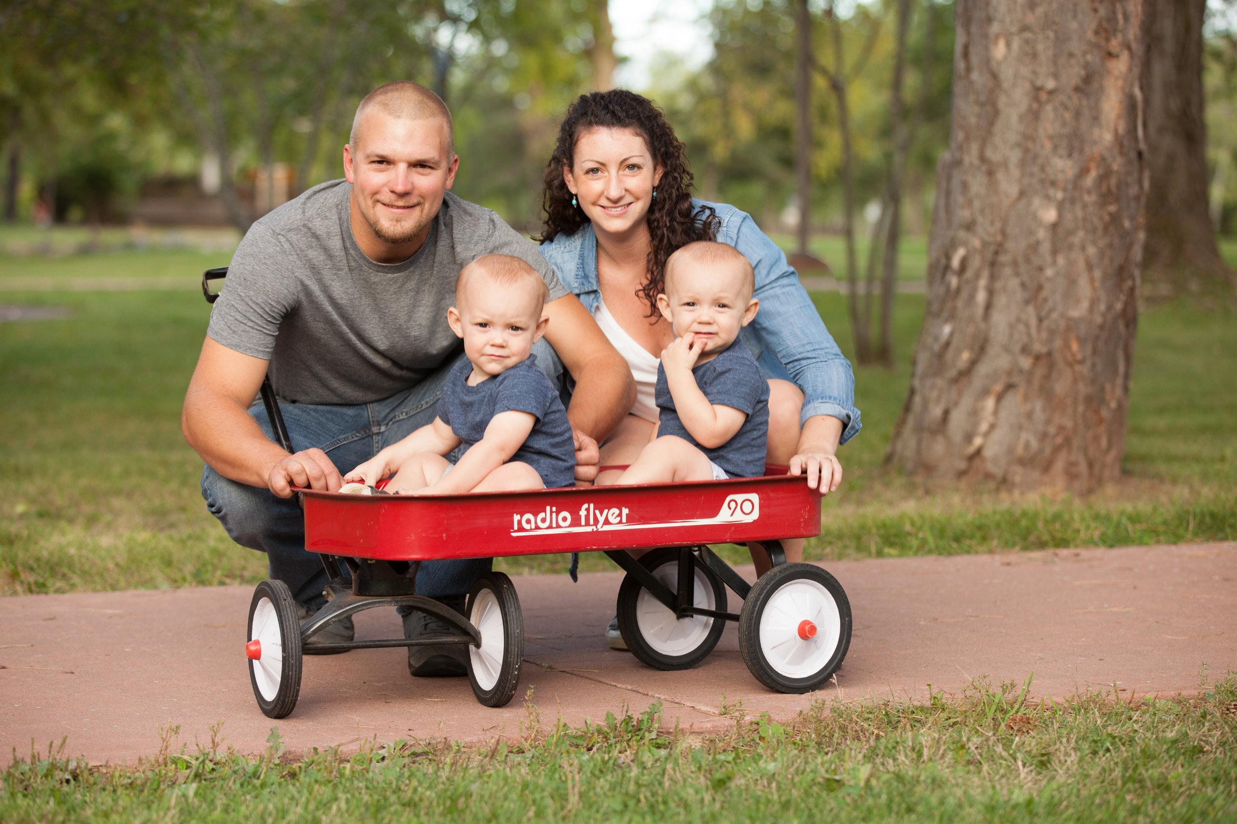 Focus Photography: Families
