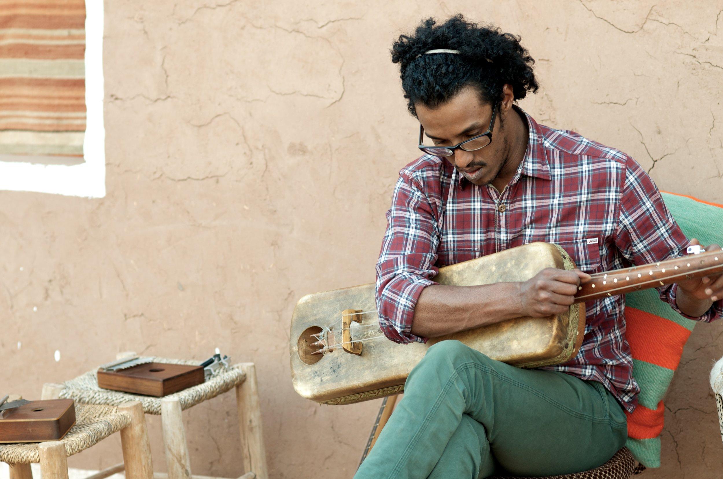 Mourad Belouadi (Morocco) - We called him