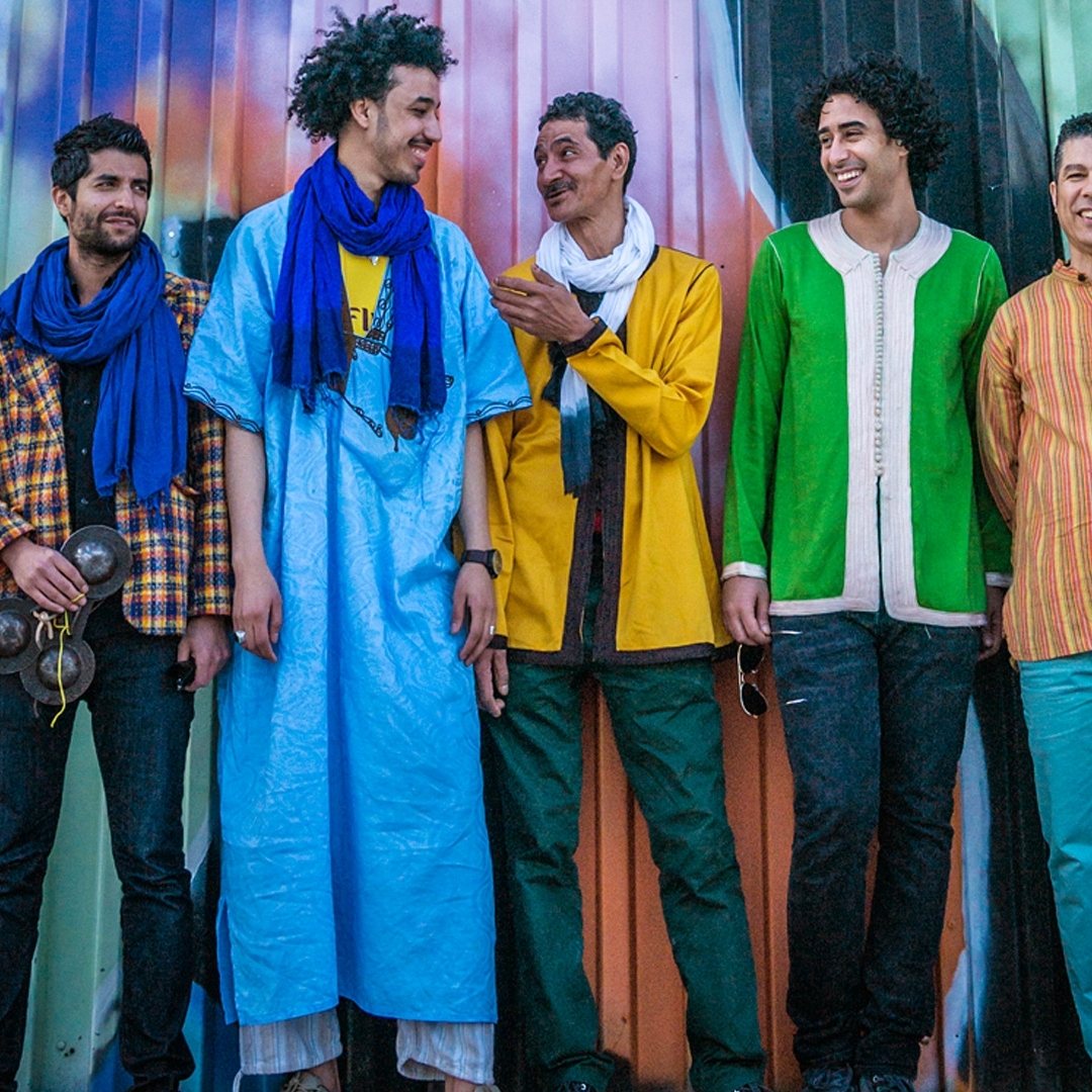 Innov Gnawa - A young musical collective dedicated to exploring Morocco's venerable gnawa music tradition in the heart of New York City...